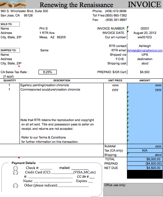 payment invoice template, Invoice templates